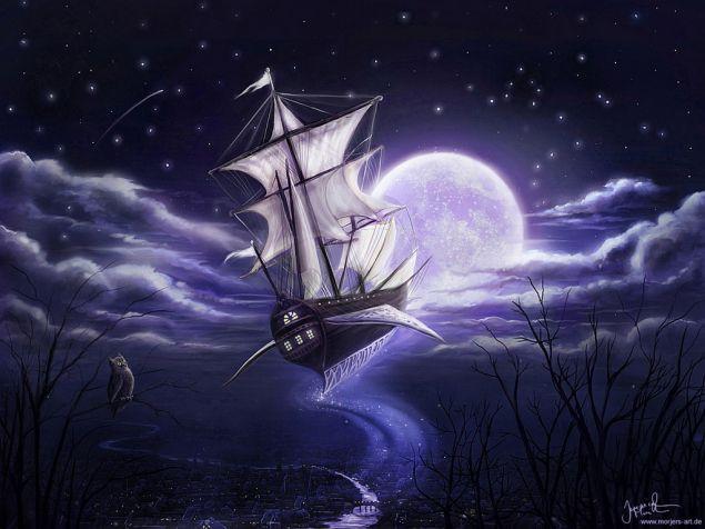 Обложка произведения 'Мои корабли'