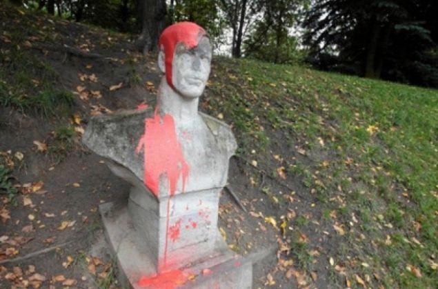 Обложка произведения 'Немного про вандализм'