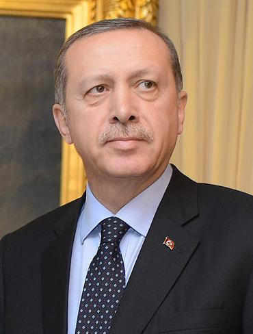 Обложка произведения 'Реджеп Тайип Эрдоган - причастен к терроризму или нет?'