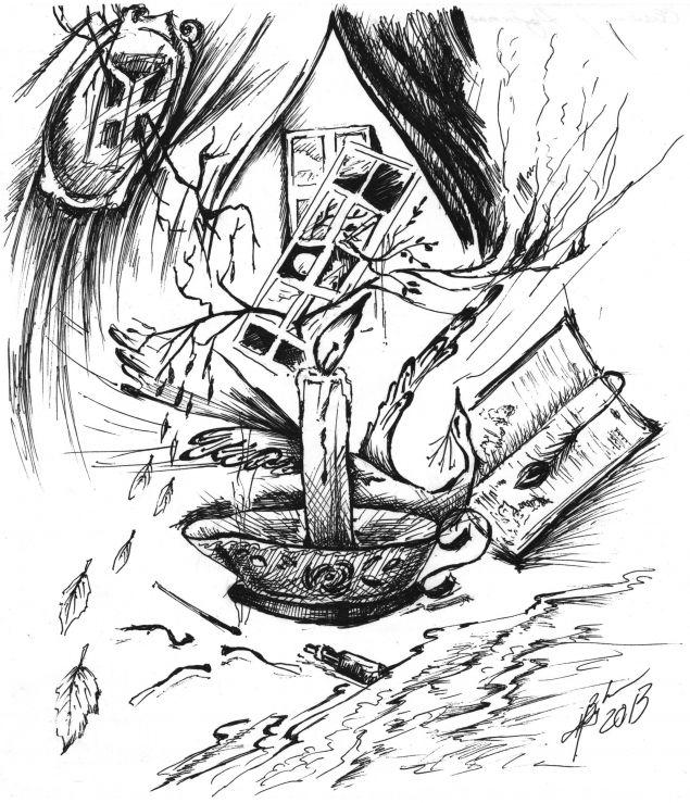 Обложка произведения 'Кто носит тапочки за Ночным Кошмаром?'