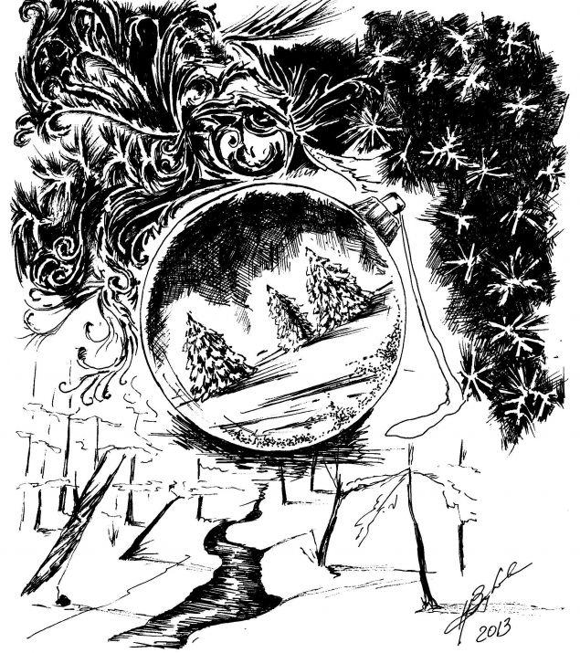 Обложка произведения 'Мешок с подарками'