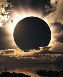 Обложка произведения 'Затмение'