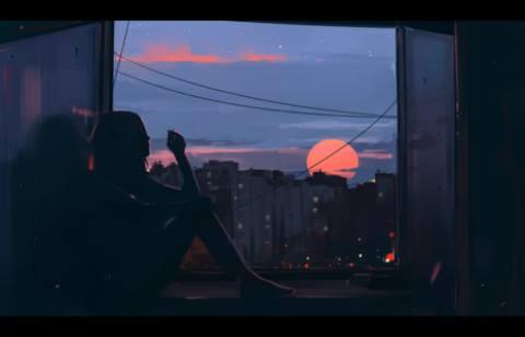 Обложка произведения 'Поздно.Вечер'