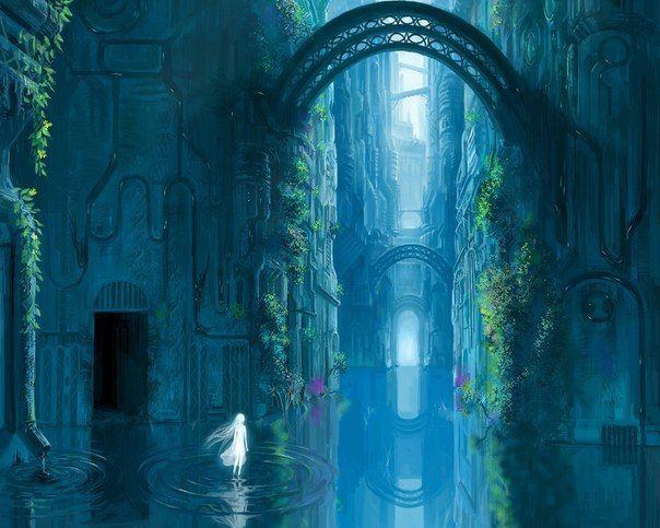 Обложка произведения 'Однажды, в далёком-далёком мире...'