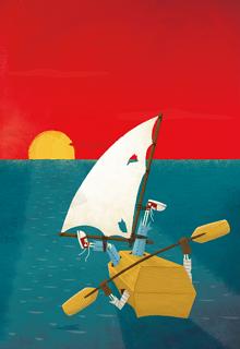 Обложка произведения 'Рейс по ту сторону смерти'