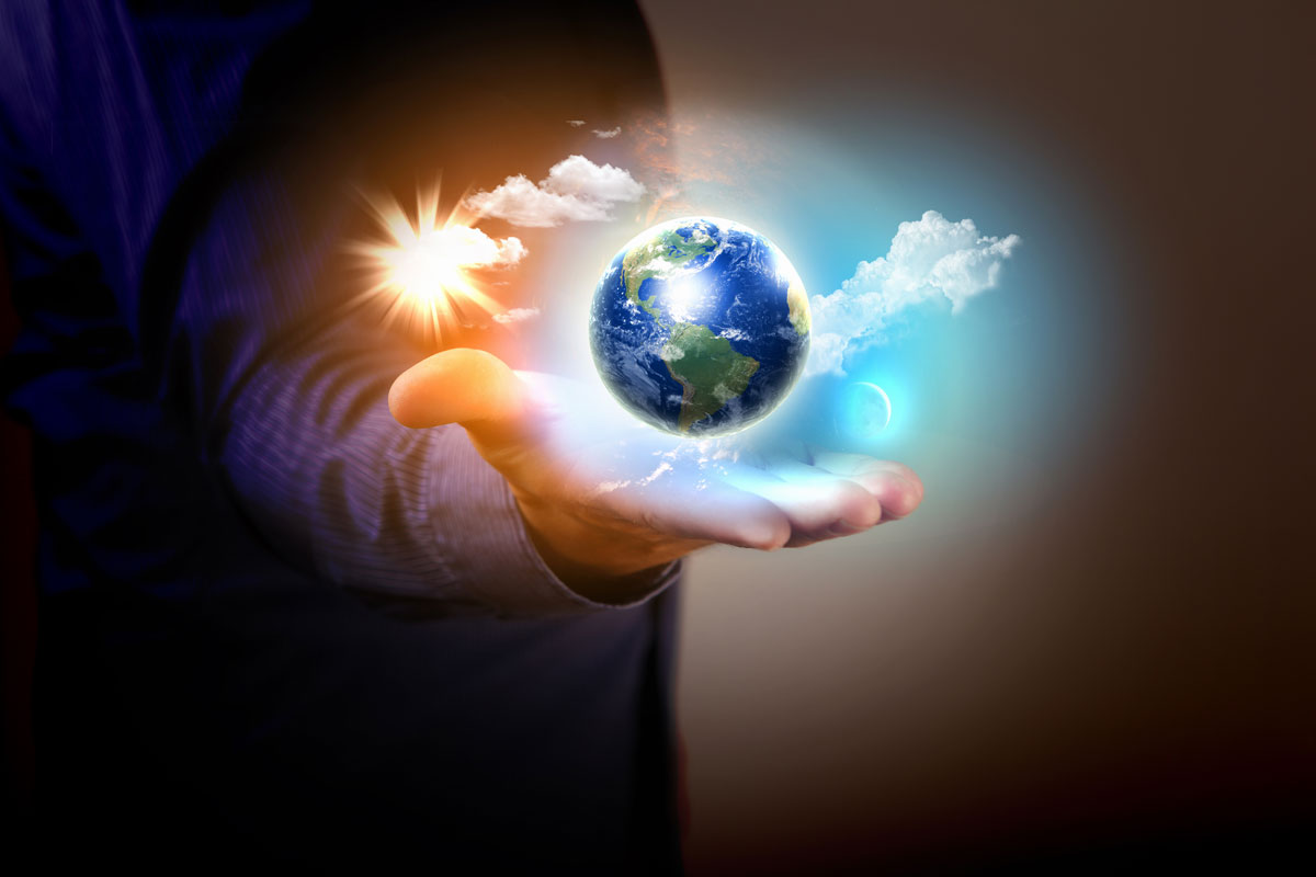 Божье отношение к миру
