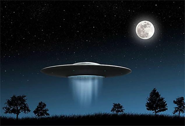 Обложка произведения 'Хроники инопланетного присутствия'