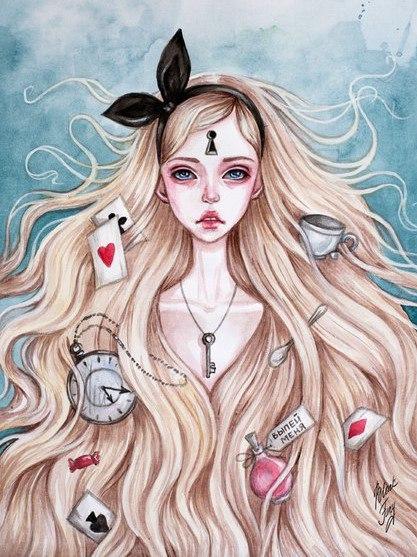 Обложка произведения 'Ах,Алиса.'