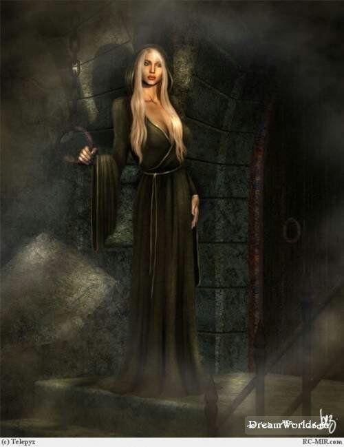 Обложка произведения 'Сибилла - дочь ведьмы.'