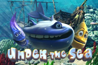 Обложка произведения 'Игровой автомат Under the Sea'