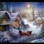 С Рождеством! Здоровья, счастья и уюта!