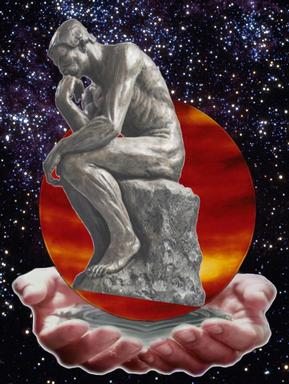 Обложка произведения 'Мыслить немыслимое.'