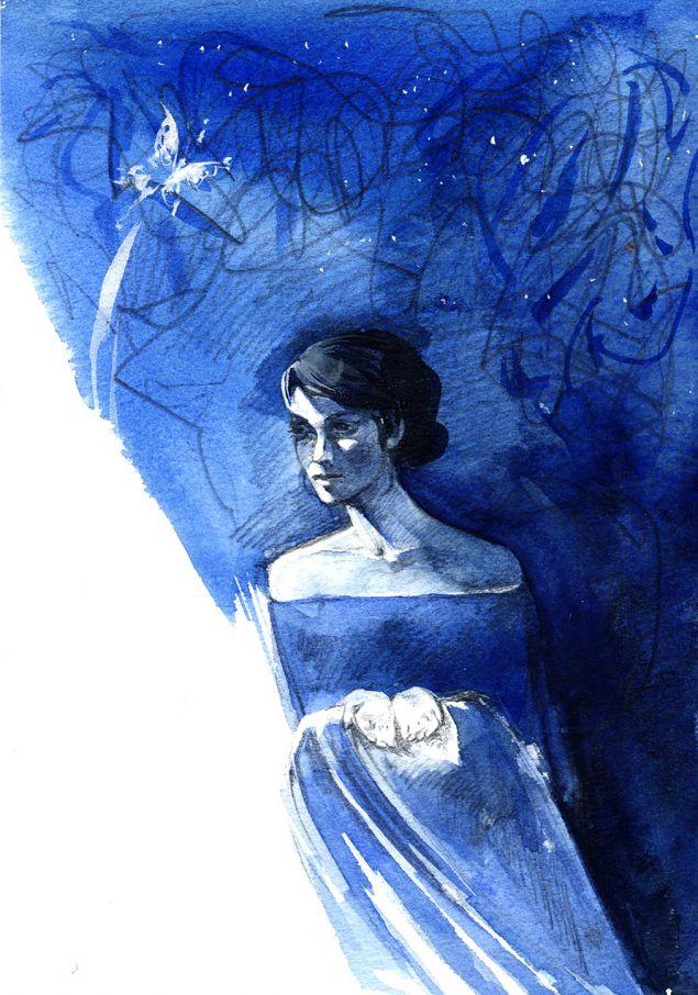 Обложка произведения 'Одиночество'
