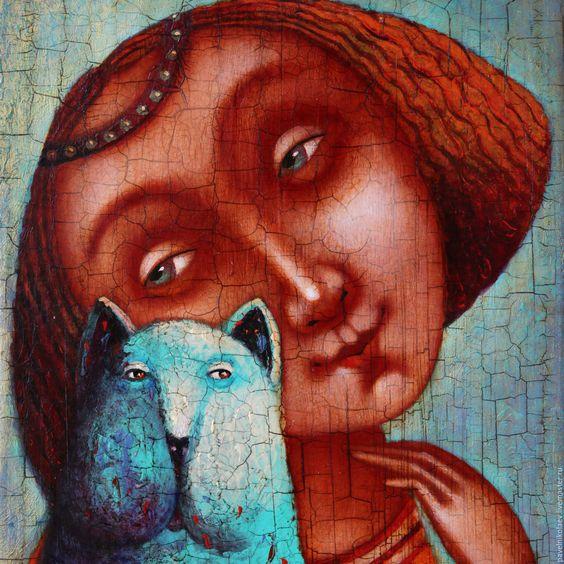 Обложка произведения 'Муза Покоя'