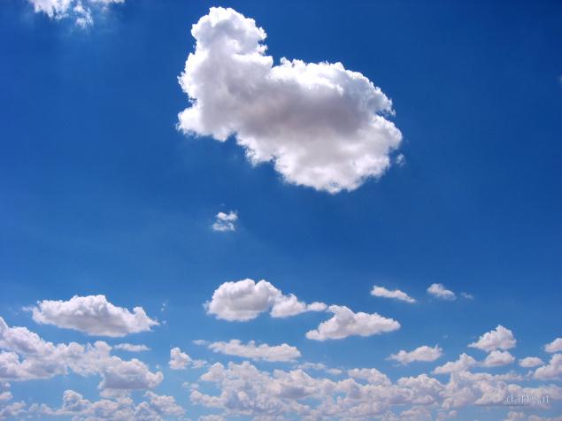 Обложка произведения 'Мои уроки. Урок 1. Чему учат облака?'