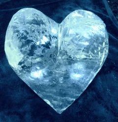 Обложка произведения 'Ледяное сердце'