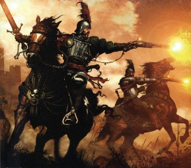 Обложка произведения 'Черный Легион'