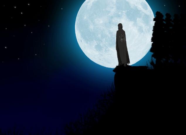 Обложка произведения 'Путь некроманта (глава 1-3)'