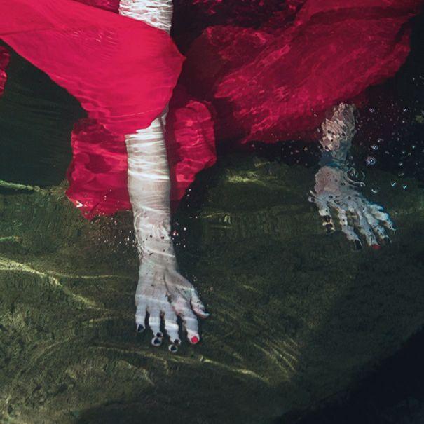 Обложка произведения 'Черная вода'
