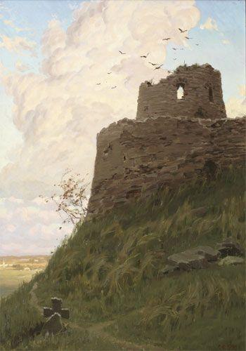 Обложка произведения 'Таинственная башня'