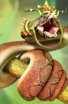 Обложка Змей.
