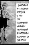 Обложка Правдивая и страшная история о том, как маленький мальчик, замерзший в холодильнике, подорвал девочку гранатой