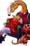 Обложка Тот, кого зовут Драконом