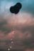 1. / Чёрный воздушный шар / Лисовская Виктория