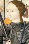 Обложка Кофе и круассаны, или подлинная история смерти Жанны,  так называемой д'Арк