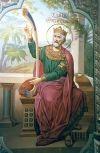 Обложка Давай с тобой постом читать Псалтирь