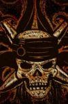 Обложка «Одержимый. Сага о космическом пирате».