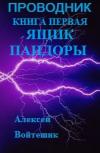 Обложка ПРОВОДНИК (книга первая Ящик Пандоры)