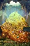 Обложка Замок с золотом