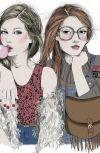 Обложка Джейн и Аманда