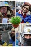 """Обложка """"Великий украинский парадокс"""""""