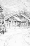 Обложка А у нас за окном зима
