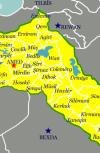 Обложка Курдистанский вопрос