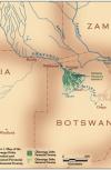 Обложка Немного про Окаванго и другие подобные реки