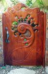Обложка Старик и Дверь