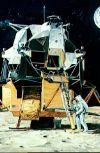Обложка Лунная миссия - исповедь астронавта.Главы 1,2.