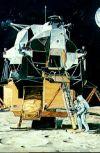 Обложка Лунная миссия - исповедь астронавта.Глава 3. Прилунение.