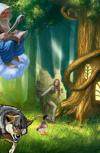 Обложка Сказки Cтарого Ежа - Времена года