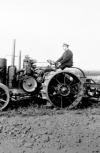 Обложка Последний тракторист