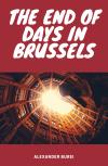 """Обложка """"Конец света в Брюсселе"""""""